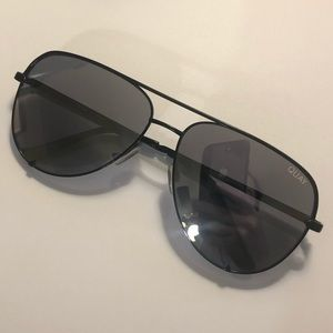 Quay High Key MIRRORED Sunglasses